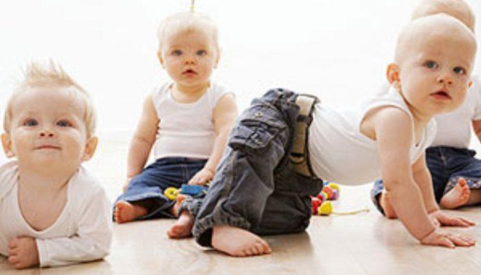Παιδιά: Όλα τα στάδια ανάπτυξης ανά ηλικία