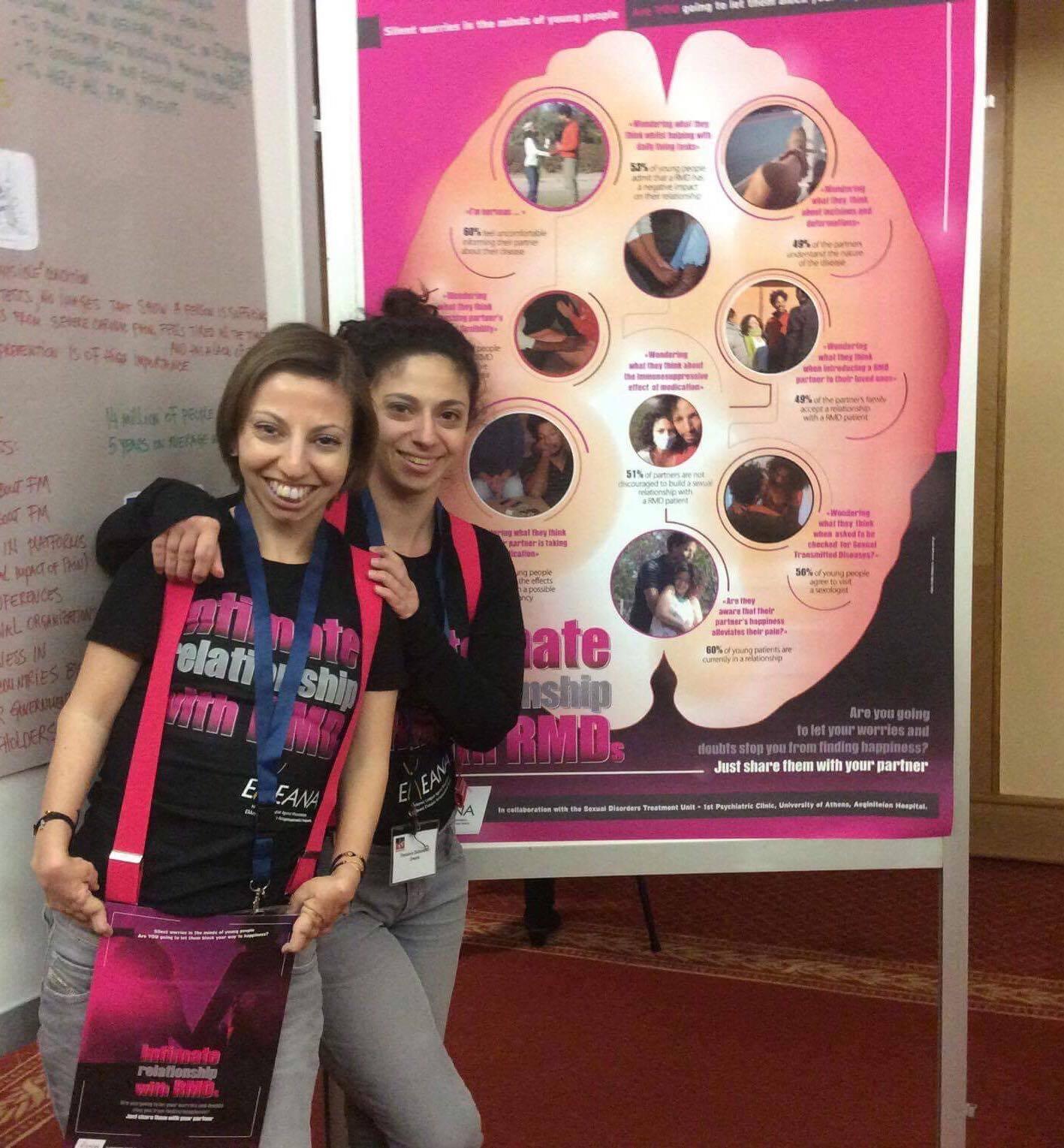 ΕΛ.Ε.ΑΝ.Α: Το πρώτο βραβείο για τη «Σεξουαλική ζωή νεαρών ατόμων με ρευματικά νοσήματα»
