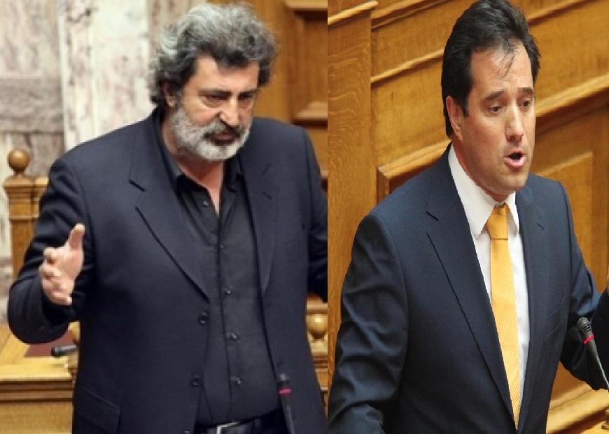 Σκοτωμός στη Βουλή μεταξύ Πολάκη- Άδωνι! Όλο το παρασκήνιο
