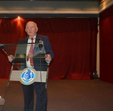 Βράβευση του Προέδρου και Ιδρυτή της DEMO ΑΒΕΕ από τον Σύλλογο Φαρμακοποιών Αρκαδίας