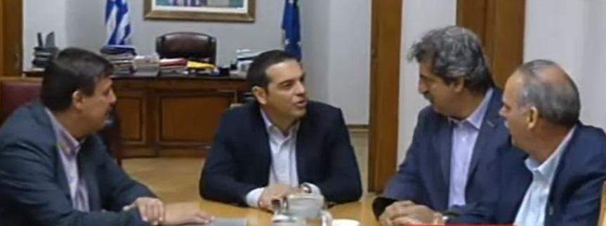 Παρασκήνια: Ο Τσίπρας, ο Πολάκης και οι …παραπονεμένοι!