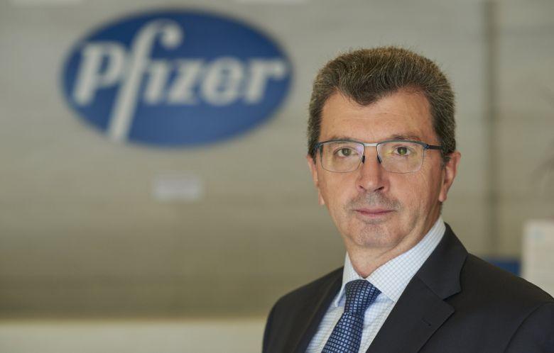 Ο Ζαχαρίας Ραγκούσης ανέλαβε την ηγεσία της Pfizer Hellas