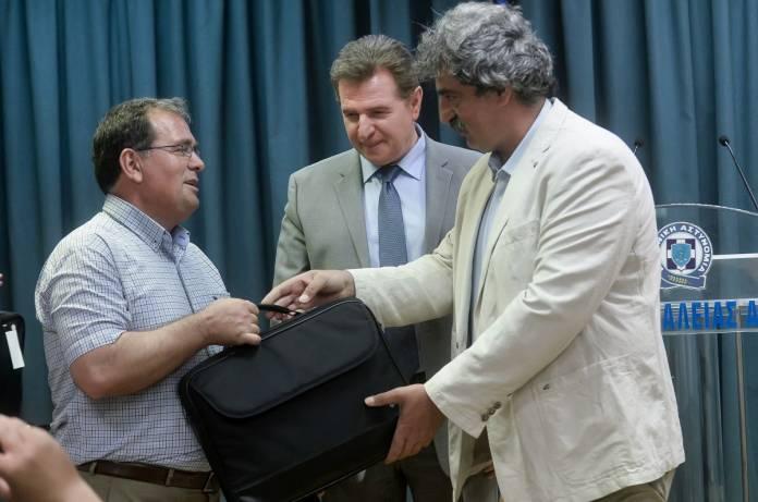 Επιστρέφεται ο κλεμμένος εξοπλισμός των Νοσοκομείων! Τι θα παραλάβει ο Π.Πολάκης