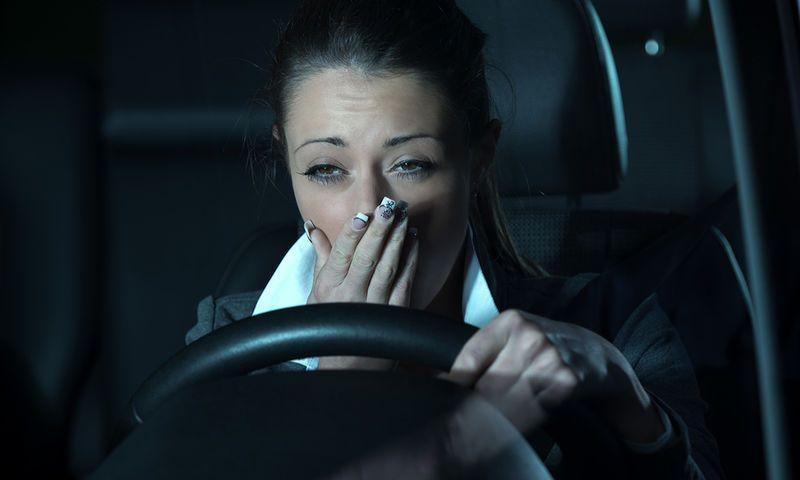 Υπνηλία στο τιμόνι: Τι να κάνετε για να μην συμβεί!