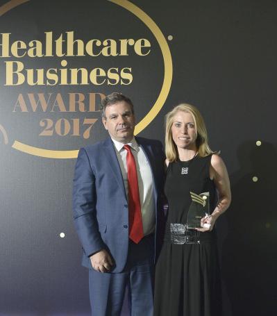 Με δύο Χρυσά Βραβεία διακρίθηκε η Βιομηχανία Φαρμάκων DEMO ABEE στην διοργάνωση «Healthcare Business Awards 2017»