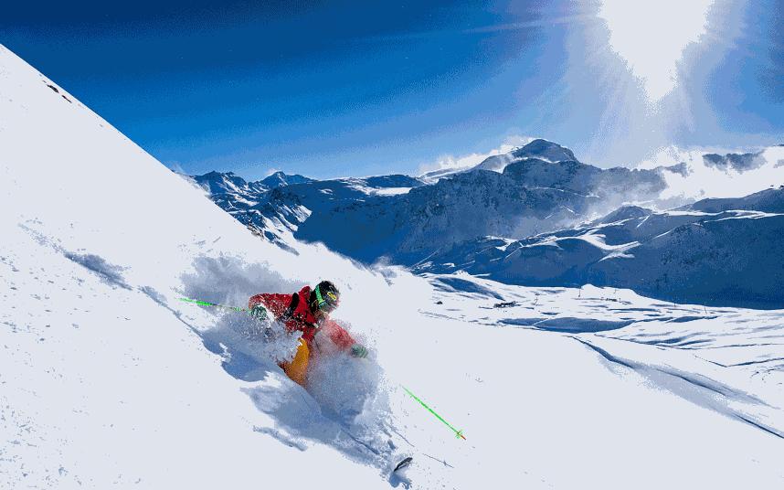 Σκι και τραυματισμοί άνω άκρων: Πώς να προστατευτείτε;