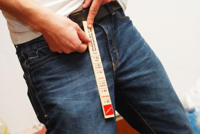 Ποιο…μέγεθος ανδρικών προσόντων προτιμούν οι γυναίκες; Έρευνα