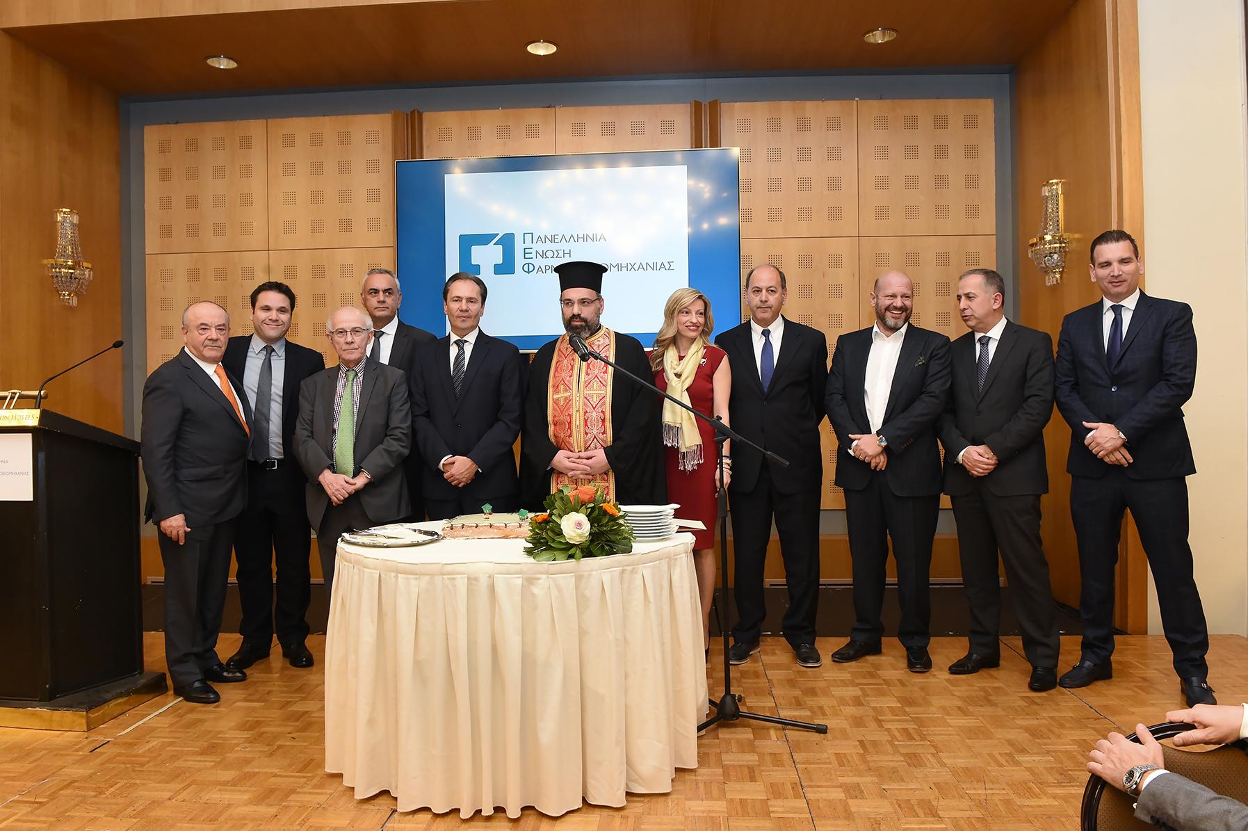Πρόεδρος Ελλήνων Φαρμακοβιομηχάνων: Οι ελληνικές εταιρείες καλύπτουν το 60% των φαρμάκων