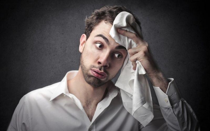 Εφίδρωση: Πότε πρέπει να ανησυχήσετε;