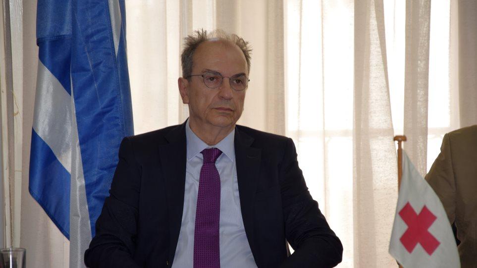 Νέος πρόεδρος του Ελληνικού Ερυθρού Σταυρού ο γυναικολόγος Νικόλαος Οικονομόπουλος