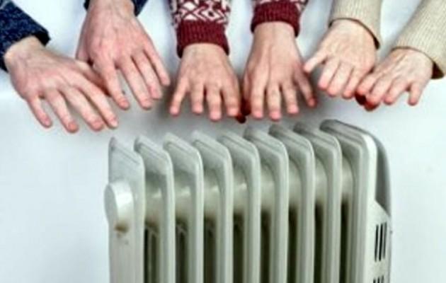 Ποιοι εργαζόμενοι μεγάλου Οργανισμού ξεπαγιάζουν από το κρύο;
