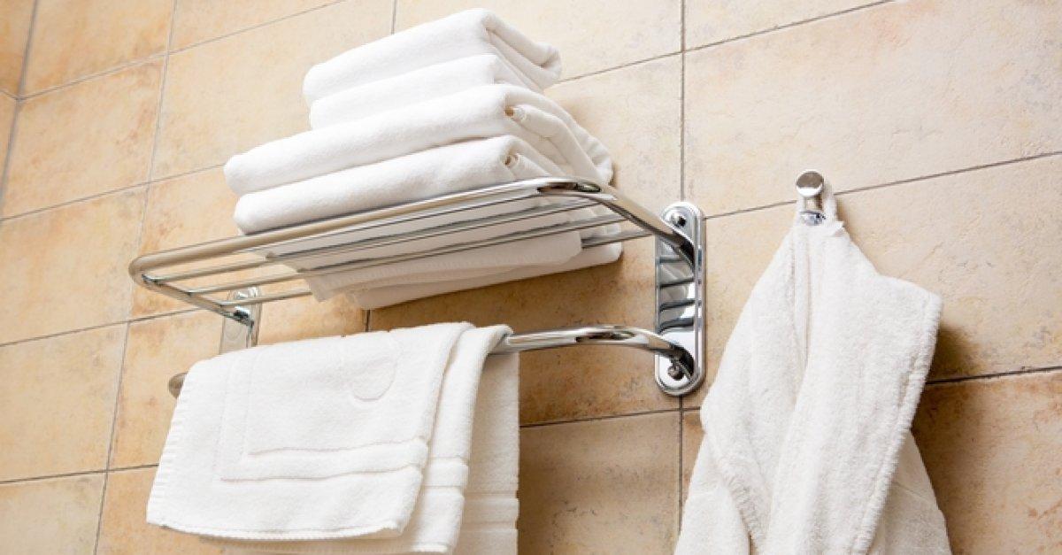 Ποια μικρόβια «κρύβονται» στην πετσέτα του μπάνιου;