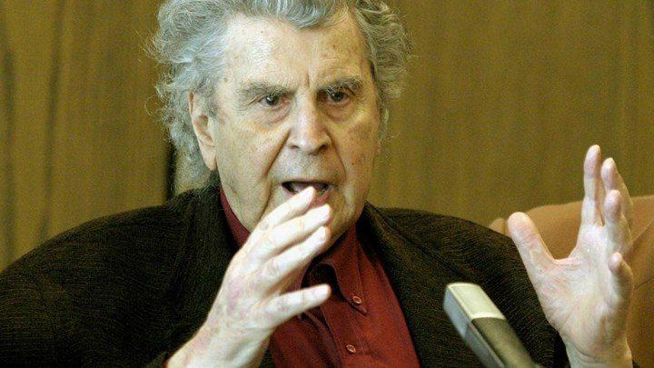 «Έφυγε» ο Μίκης Θεοδωράκης! Θλίψη για τον εθνικό μας συνθέτη