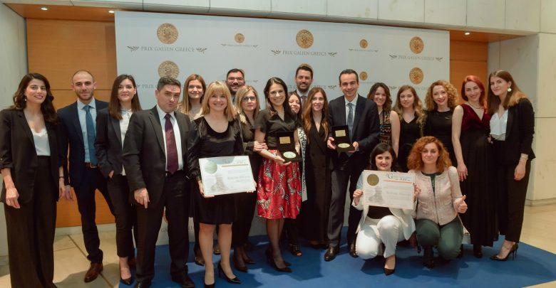 Roche Hellas: Διπλή Βράβευση στις κατηγορίες «Καλύτερο Βιοτεχνολογικό Προϊόν» και «Καλύτερο Προϊόν Ιατρικής Τεχνολογίας»
