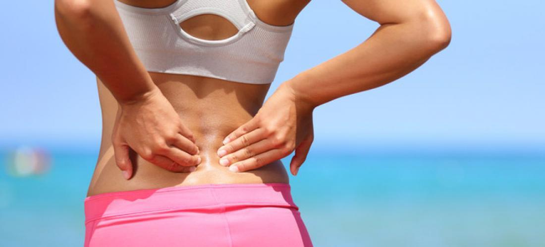 Πόνος στη μέση: Πώς να περάσετε ασφαλείς καλοκαιρινές διακοπές