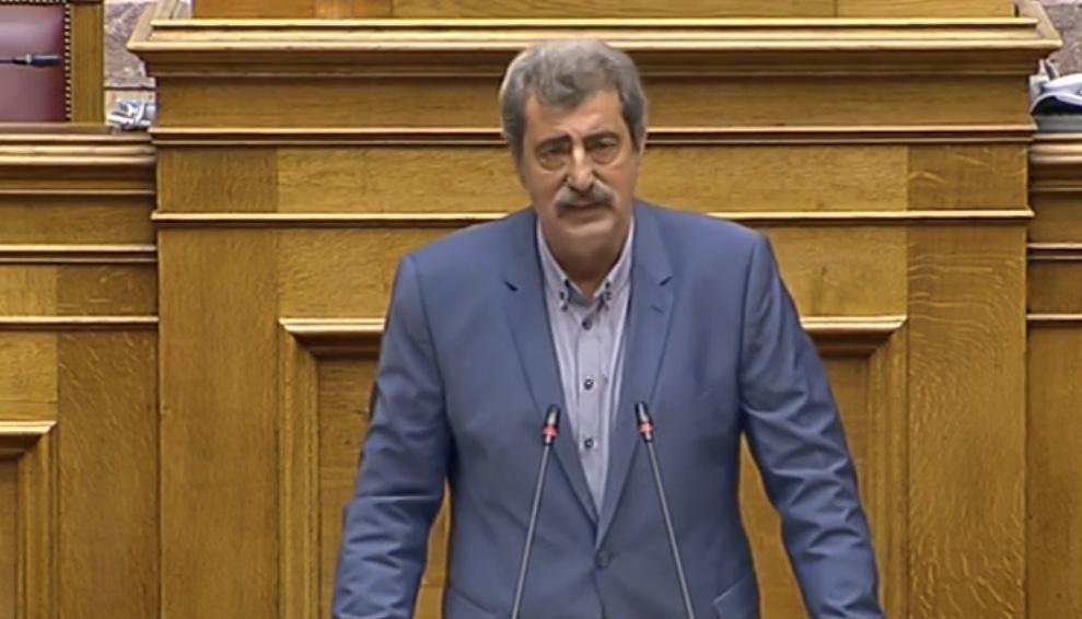 Παρασκήνια: Ο Πολάκης, η μανία για το Ντυνάν και η …άγνοια των υπολοίπων!