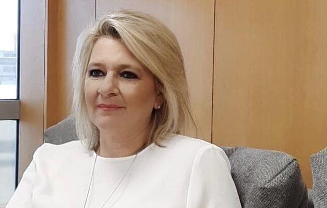 Η ΑντιπρόεδΗ Αντιπρόεδρος του ΕΟΠΥΥ Θεανώ Καρποδίνη
