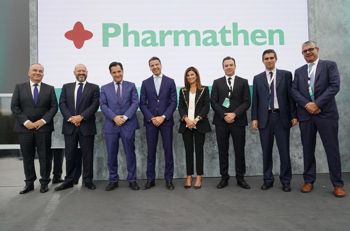 Pharmathen: Εγκαίνια της Νέας Μονάδας Ενέσιμων Βραδείας Αποδέσμευσης από τον Υπουργό Ανάπτυξης Άδωνι Γεωργιάδη