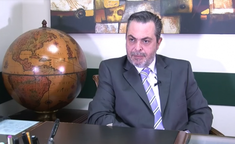 Στη Βουλή την Πέμπτη ο προτεινόμενος νέος Πρόεδρος του ΕΟΦ Δημήτρης Φιλίππου! Όλες οι λεπτομέρειες