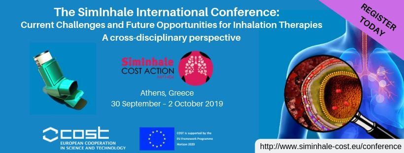 ELPEN: Βασικός χορηγός και συνδιοργανωτής του «SimInhale International Conference»
