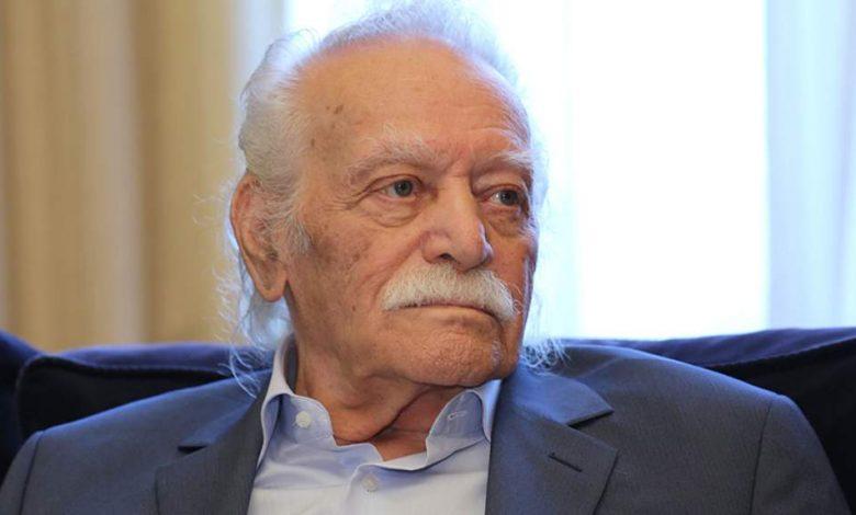 Πώς αποχαιρέτησε ο Σωτήρης Τσιόδρας τον αγωνιστή της Αριστεράς Μανώλη Γλέζο