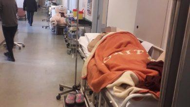 Photo of Εικόνες σοκ και πάλι στην εφημερία του Αττικόν! Διασωληνωμένοι ασθενείς αντί για ΜΕΘ νοσηλεύονται σε απλό θάλαμο