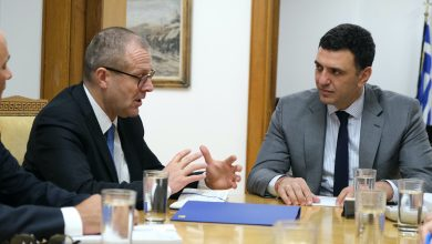 Photo of Η δημόσια Υγεία στο επίκεντρο συνάντησης Κικίλια με τον Περιφερειακό Διευθυντή του ΠΟΥ για την Ευρώπη