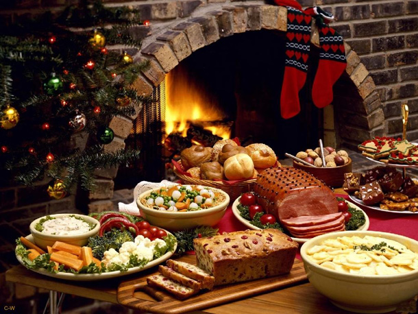 Χριστούγεννα: Πώς ένα πλούσιο γεύμα μπορεί να επιβαρύνει την χολή;