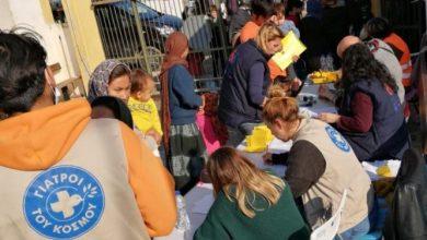 Photo of ΕΟΔΥ: Ολοκληρώθηκε ο εμβολιασμός παιδιών προσφύγων και μεταναστών στη Λέσβο