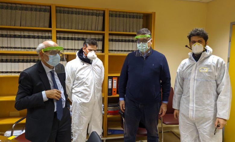 ΠΙΣ: Ενισχύει το ιατρικό προσωπικό με ειδικές μάσκες και γυαλιά προστασίας για τον κορoνοϊό
