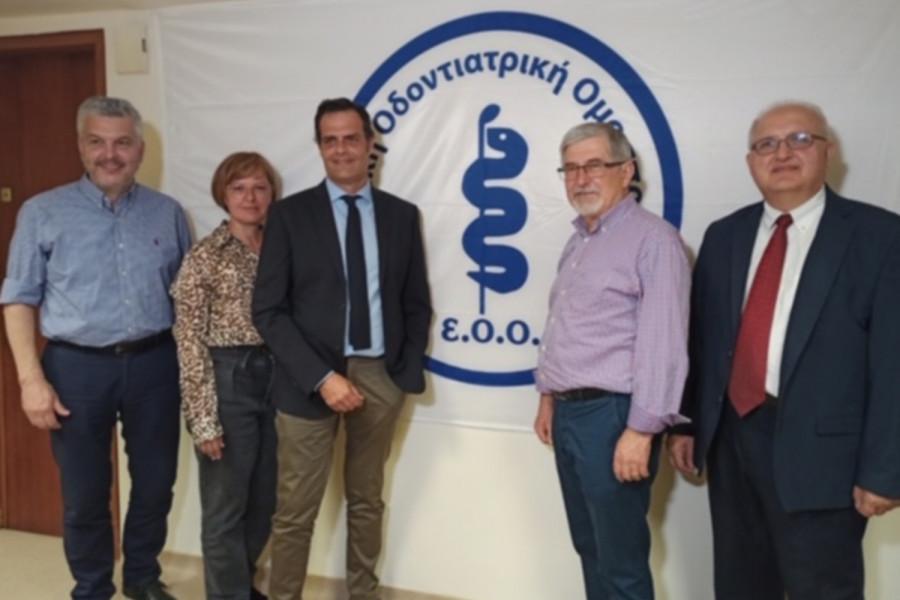 Η Ελληνική Οδοντιατρική Ομοσπονδία ζητά από την Πολιτεία άμεσα μέτρα στήριξης του κλάδου