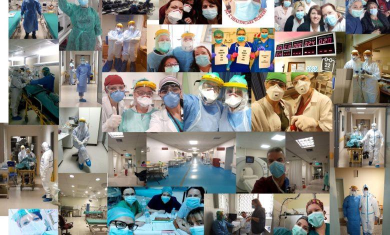 Παγκόσμια Ημέρα Νοσηλευτών: Οι μαχητές του ΕΣΥ στην πρώτη γραμμή