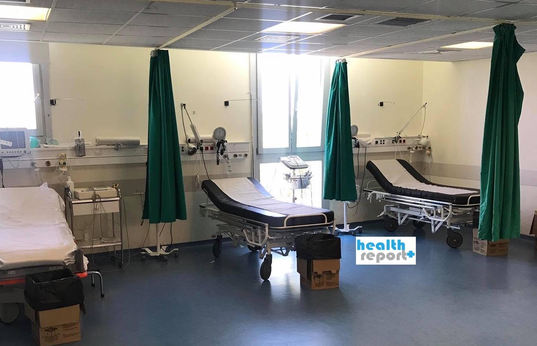 Τα επείγοντα στο Νοσοκομείο Σαντορίνης