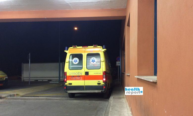 Φωτιά στη Βαρυμπόμπη: Σε alert το ΕΣΥ - Στο Σισμανόγλειο ασθενείς με αναπνευστικά προβλήματα