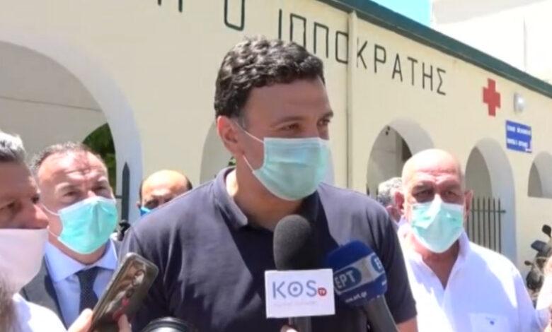 Δέσμευση Κικίλια για μονιμοποίηση του επικουρικού προσωπικού στα Νοσοκομεία- Τι δήλωσε