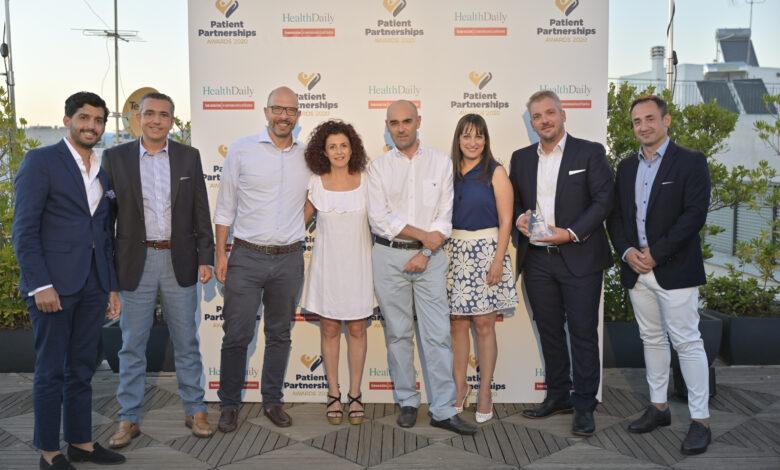 Η AbbVie 'χρυσή' στα Patient Partnerships Awards 2020 για τη διαχρονική αφοσίωσή της στους ασθενείς