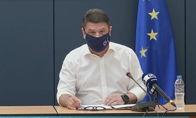 Χαρδαλιάς: Δείτε ποια είναι τα μέτρα που παρατείνονται για 14 ημέρες- Μοντέλο Πόρου σε Λέσβο και Ζάκυνθο