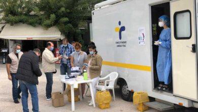Κορονοϊός: Που γίνονται σήμερα 6 Μαΐου δωρεάν rapid test από τον ΕΟΔΥ