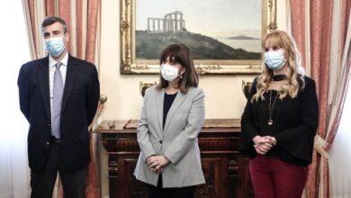 Σακελλαροπούλου: Έκανε το αντιγριπικό εμβόλιο - Ποιο μήνυμα έστειλε