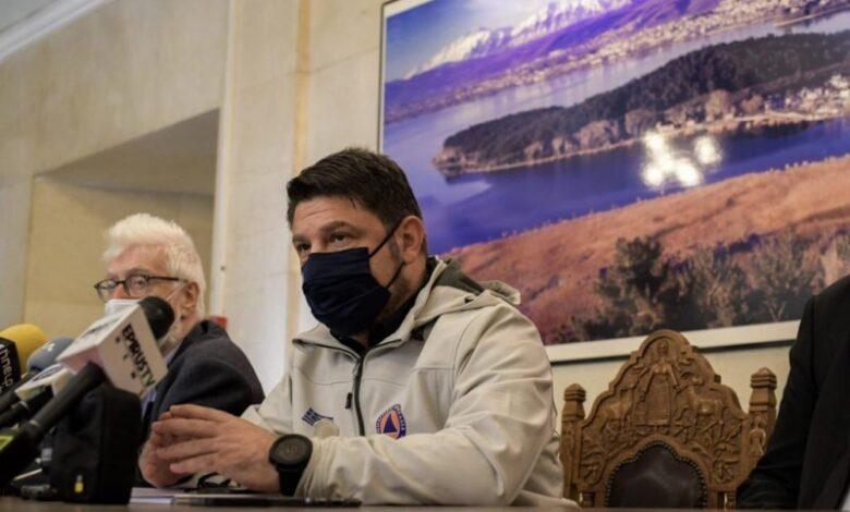 Κορονοϊός: Έκκληση Χαρδαλιά στους κατοίκους των Ιωαννίνων για πιστή τήρηση των μέτρων - 256 τα ενεργά κρούσματα