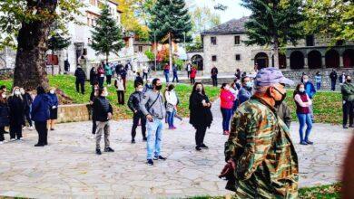 Κορονοϊός: Αύξηση ιικού φορτίου σε δέκα περιοχές - Έκκληση Χαρδαλιά