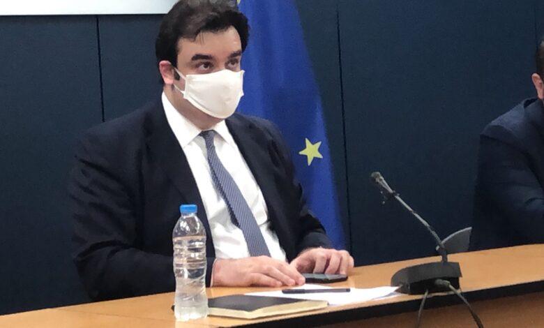 Κορονοϊός: Πως θα λειτουργεί ο χάρτης υγειονομικής ασφάλειας – Τι είπε ο Πιερρακάκης