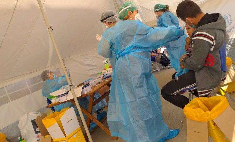 Κορονοϊός: Πού γίνονται σήμερα 29 Ιανουαρίου δωρεάν rapid test από τον ΕΟΔΥ