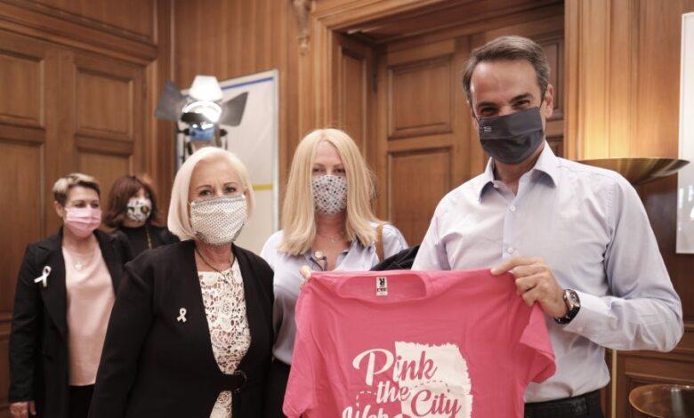 Μητσοτάκης: Δωρεάν μαστογραφία ανά δύο έτη για όλες τις γυναίκες άνω των 49 ετών
