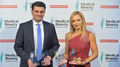 Τέσσερις σημαντικές διακρίσεις για την Allergan Aesthetics στα Medical Beauty Awards 2020