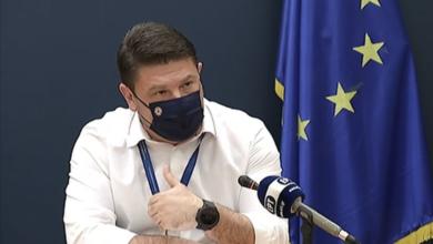 Κορονοϊός: Έκτακτη ενημέρωση από Χαρδαλιά για Θεσσαλονίκη, Ροδόπη, Λάρισα στις 5 το απόγευμα