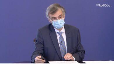 Έκτακτες ανακοινώσεις από τον Σωτήρη Τσιόδρα για τους εμβολιασμούς