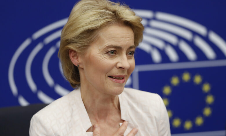 Πρόεδρος Κομισιόν: Μπορεί οι Ευρωπαίοι να εμβολιασθούν πριν το νέο έτος