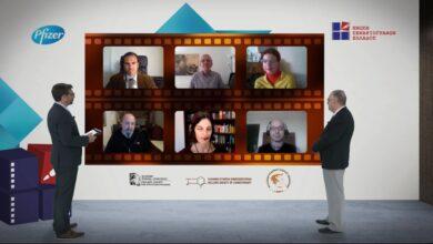 Εκδήλωση βράβευσης των νικητών του Διαγωνισμού «Σενάρια Ζωής»
