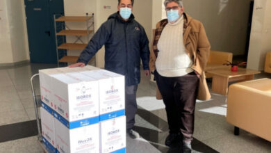 Φαρμασέρβ-Λίλλυ: Δωρεά στον ΕΟΔΥ φαρμάκου για νοσηλευόμενους ασθενείς με COVID-19